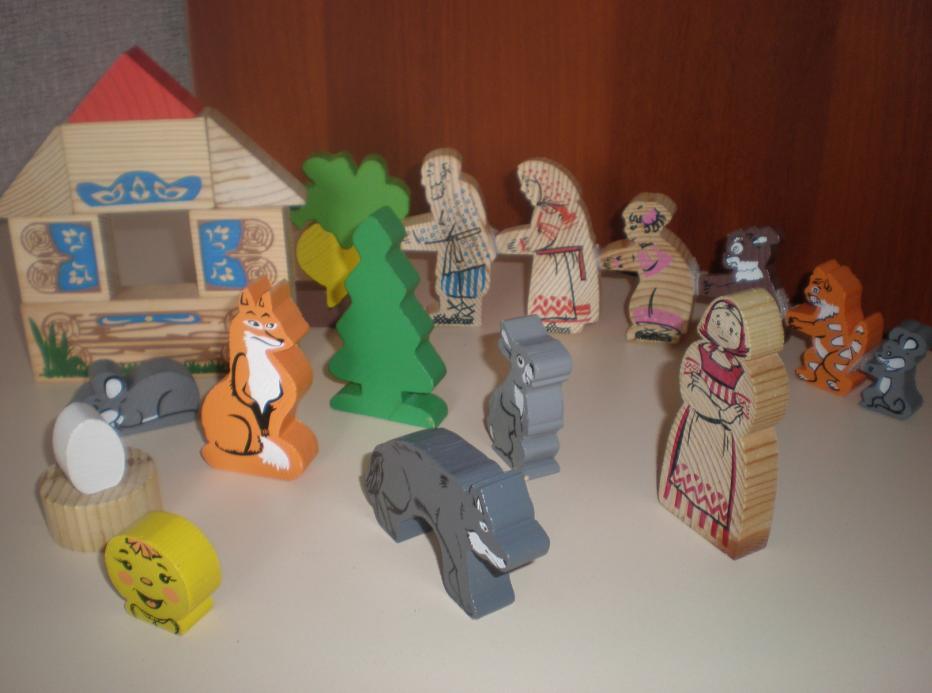 Бумажный кукольный театр своими руками 91