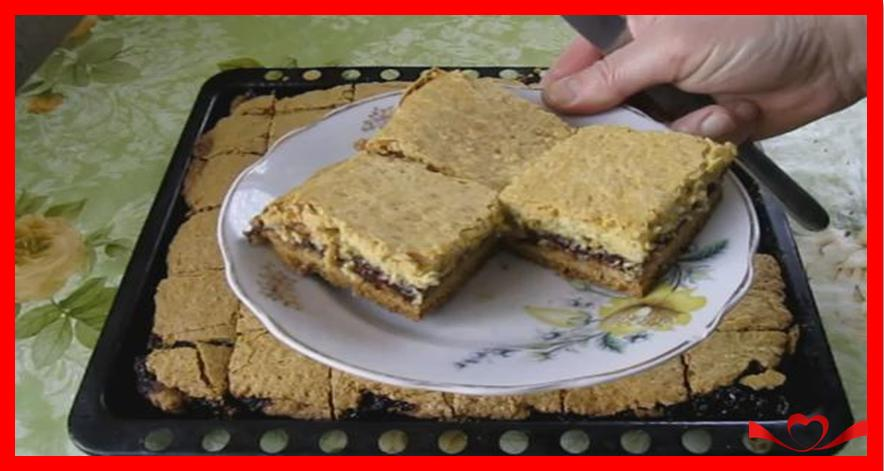 Тертый пирог без яиц рецепт с фото