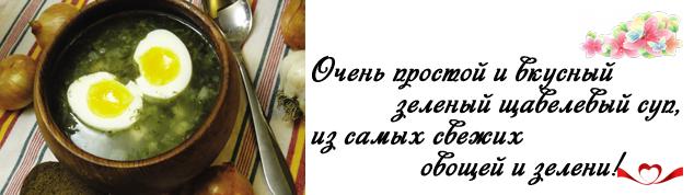 Щавелевый суп, рецепты с фото. Как правильно и быстро приготовить зеленый борщ из щавеля