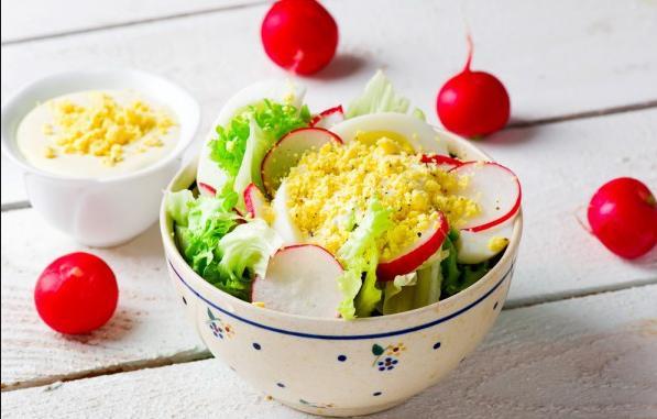 salat iz rediski