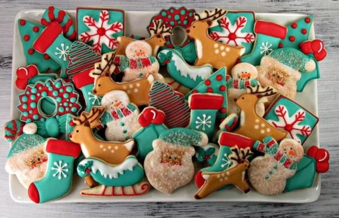 Как сделать имбирное печенье домашнее 795