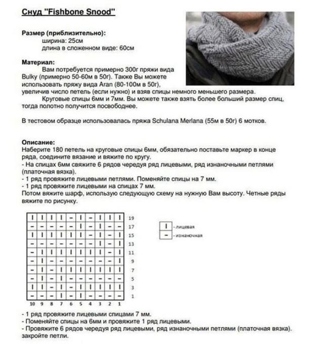 Капор спицами схемы вязания новинки 2018 44