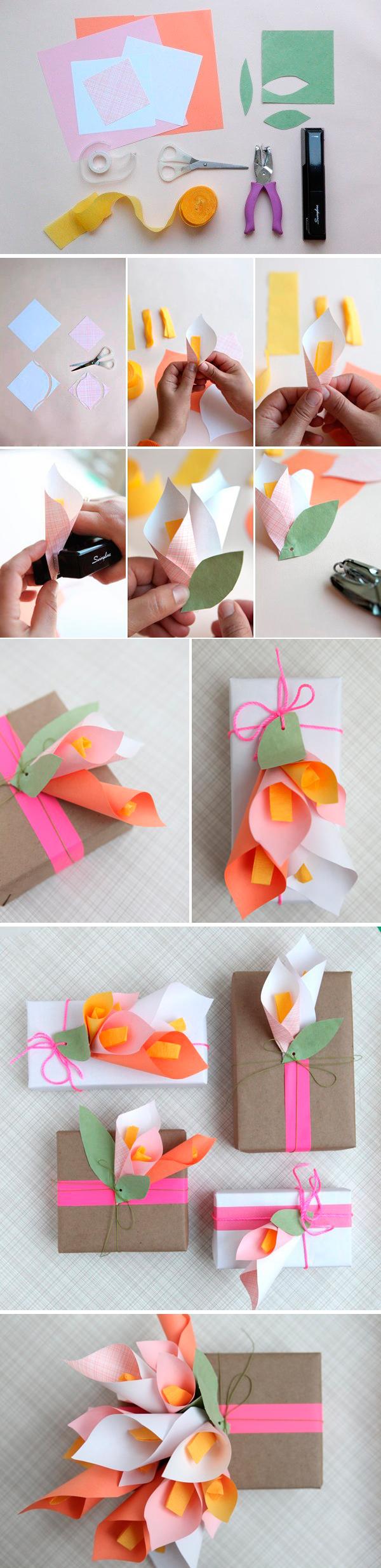 Цветы из бумаги своими руками: схемы и шаблоны - Мир Позитива 96