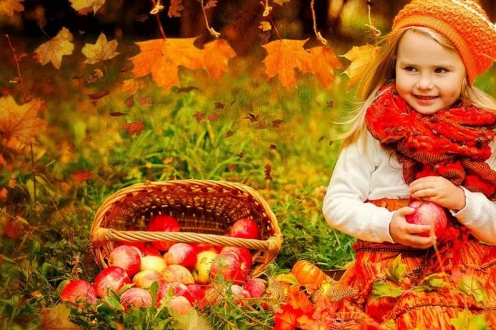 Короткие стихи детские про осень