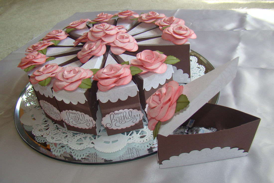 bumazhniy tort