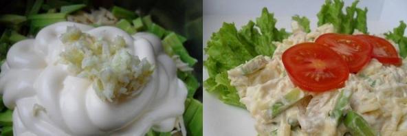 etapi salat gotov