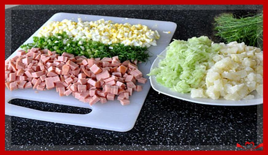 ingredienti dlya okroshki