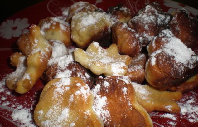 Творожные шарики рецепт классический на сковороде пышные пошаговый