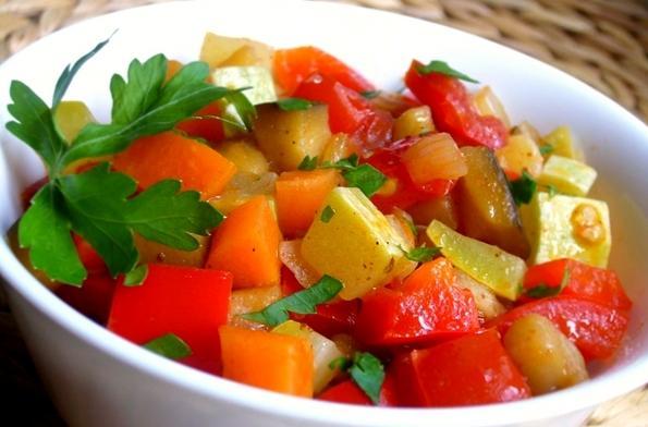 рецепты для детей 2-3 лет овощное рагу