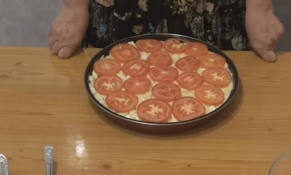 9ykladivaem pomidori