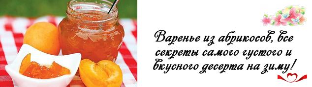 miniatura varenie iz abricosov