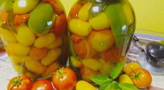 13pomidoru v bankah