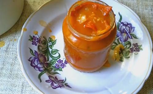 6banka s lecho pomidor i perca