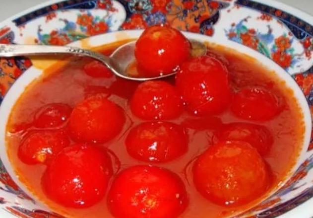 pomidoru v soku