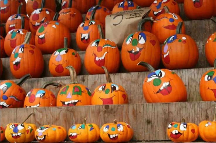 Топ — 10 поделки из тыквы на тему Oсень в детский сад, которые ваш ребенок будет делать с горящими глазами.