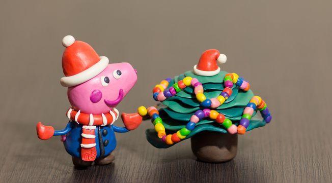 Новогодние игрушки 2020 своими руками. Делаем игрушки на Новый год из разных материалов