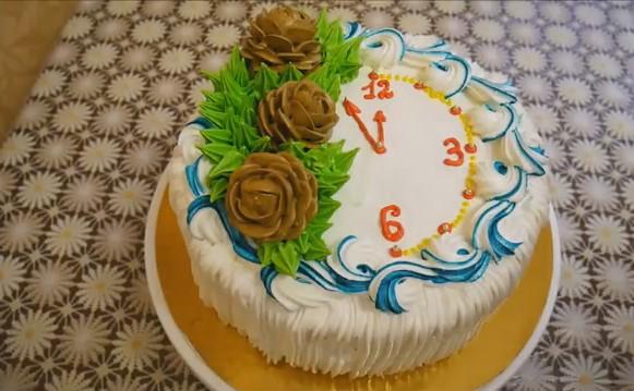 Торт из шоколадок и конфет своими руками фото 591