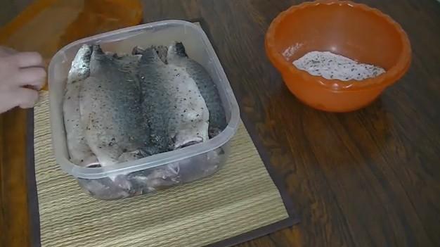 Скумбрия маринованная в домашних условиях – очень вкусная
