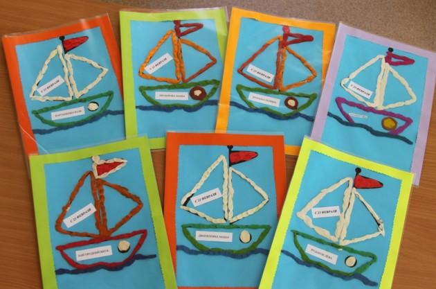 Открытки на 23 февраля своими руками: прикольные идеи для детей, как сделать открытку с 23 февраля своими руками