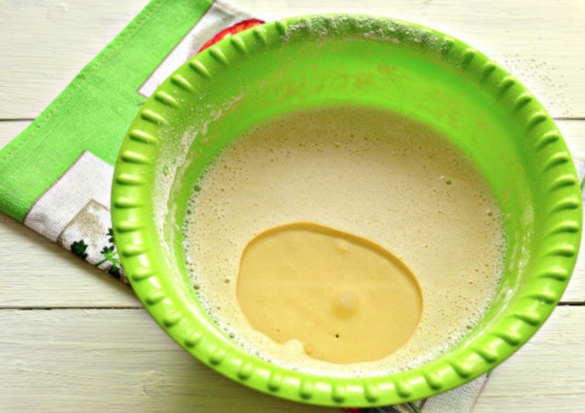 Классический рецепт тонких блинков на молоке