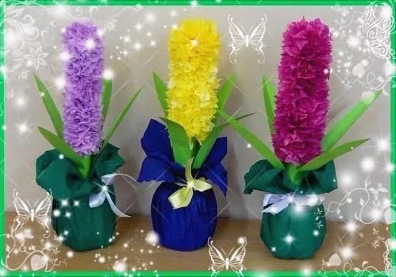Цветы из бумаги своими руками шаблоны 727