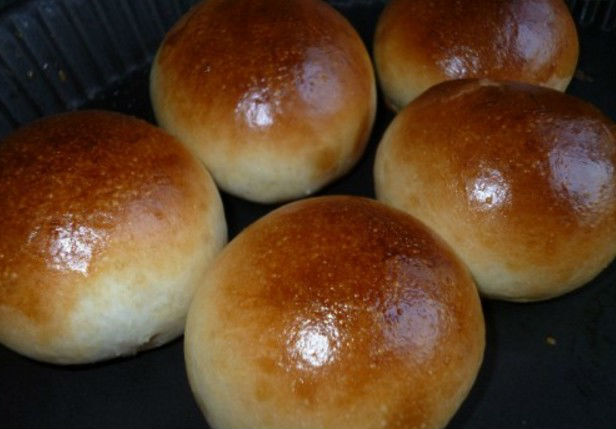 Как приготовить булочки как пух