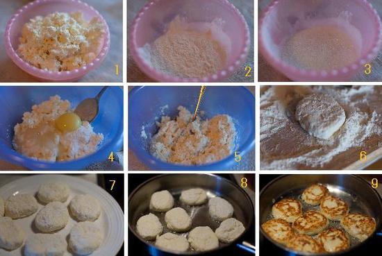 печка красивыми рецепты сырников из творога с фото пошагово также