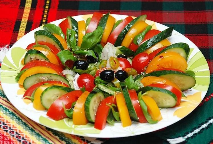 Закуска из огурцов: пошаговый рецепт с фото