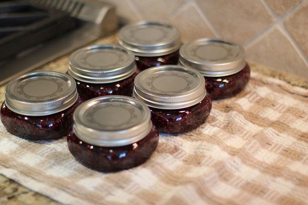 Как сделать малиновое варенье
