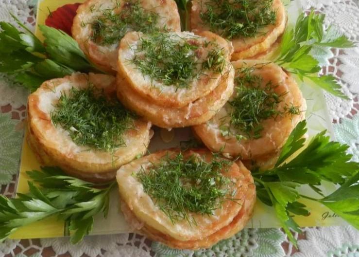 Кабачки в кляре на сковороде с чесноком: Топ-8 быстрых и вкусных рецептов