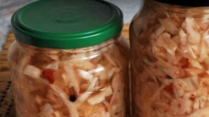 Капуста по-корейски на зиму в банках- 4 очень вкусных рецепта