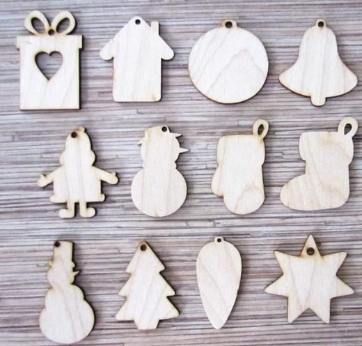 Как сделать очень красивые новогодние игрушки