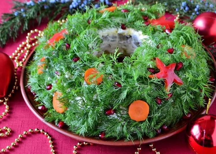 интересом эту меню на рождество рецепты с фото верхней