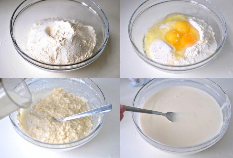 Тесто для блинов на молоке: 7 классических рецептов, как сделать тесто на блины