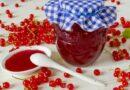 Густой джем из красной смородины 5 минутка на зиму — рецепты вкусного смородинового джема как желе
