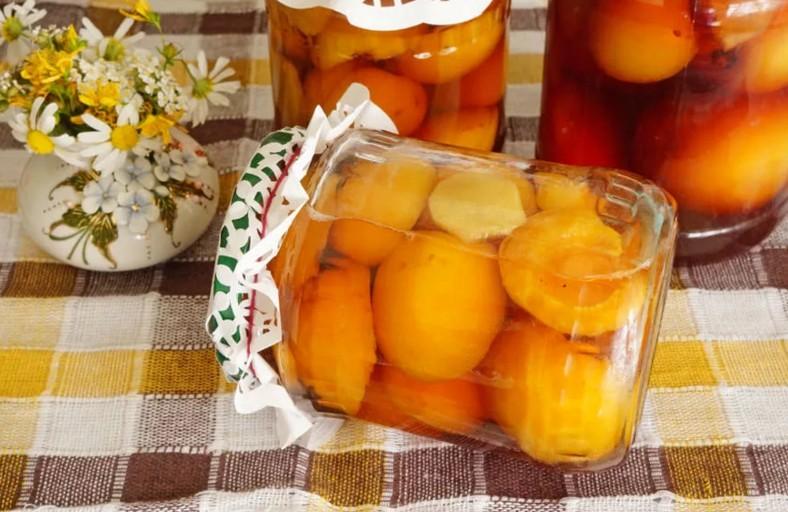 Абрикосы в сиропе на зиму (4 фоторецепта)
