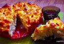 Дрожжевой пирог с творогом в духовке — пошаговый фоторецепт