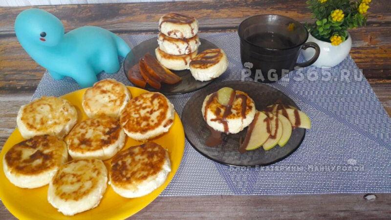 Пышные сырники на сковороде (классические рецепты)