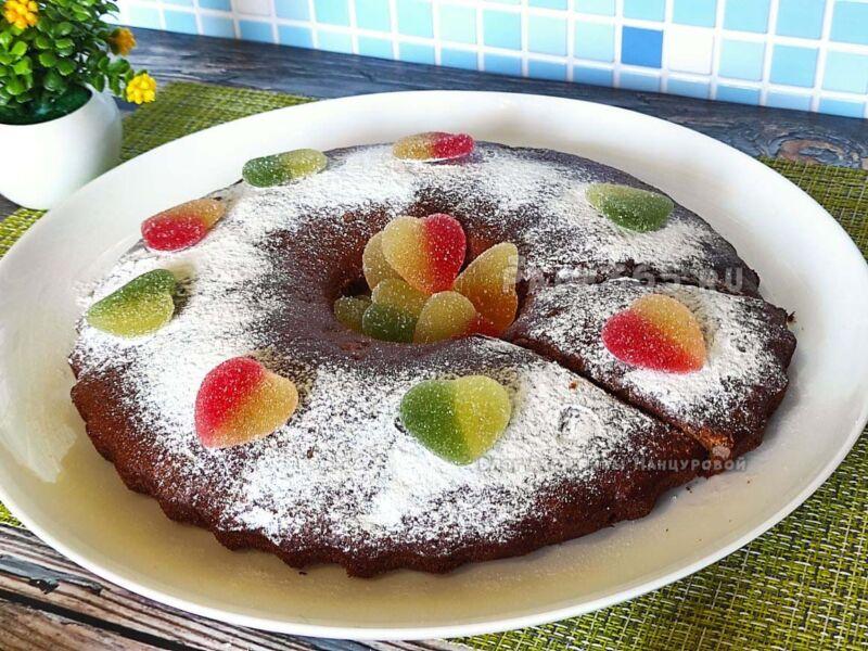 Кекс с изюмом (простые рецепты кексов в духовке)